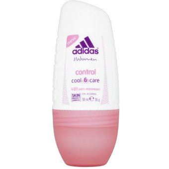 Adidas control 50 ml roll on fem