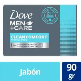 Jabón Dove x 90 grs men clean comfort