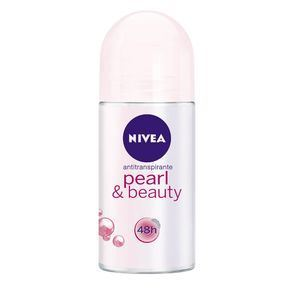 Nivea pearl & beauti 50 ml roll on fem