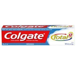 Pasta dental Colgate total 180 grs | Mercanet Tucumán