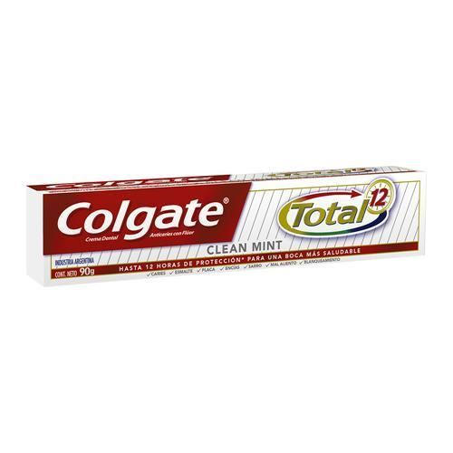 Pasta dental Colgate total 90 grs | Mercanet Tucumán