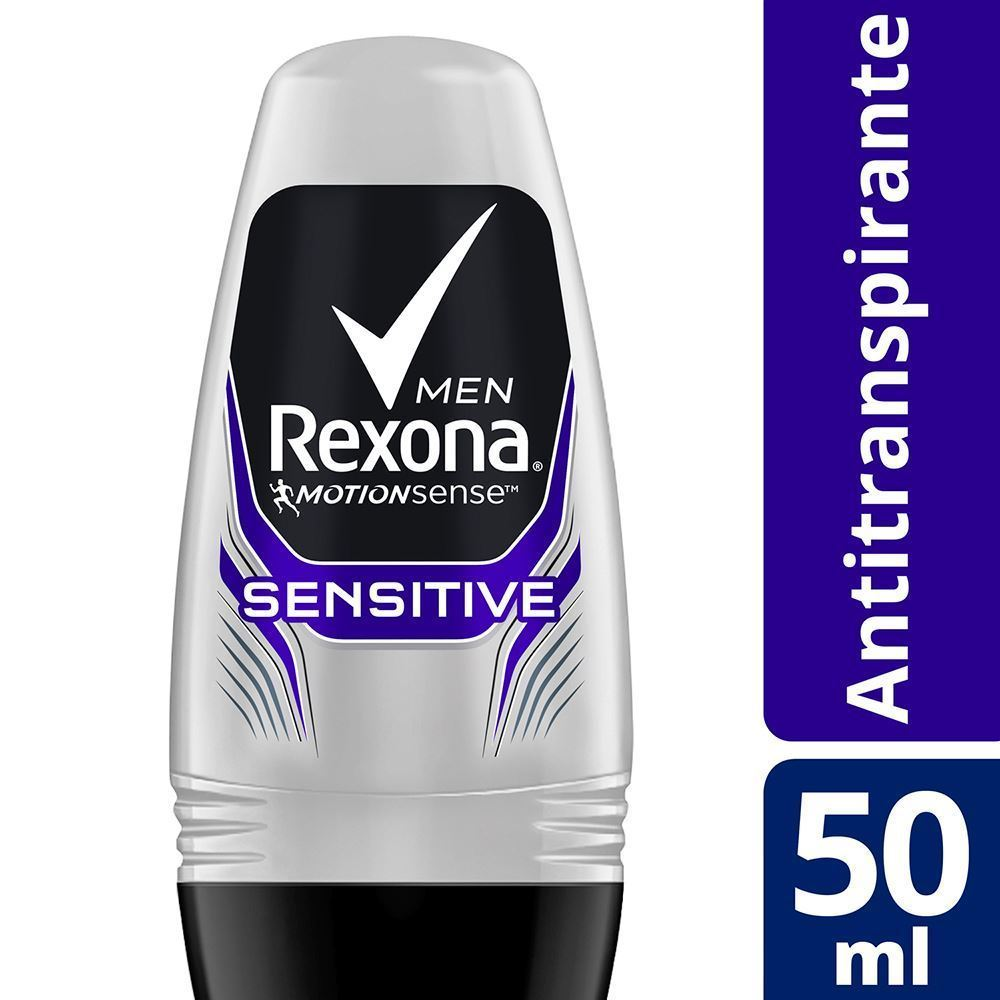 Rexona sensitive 50 ml roll on masc