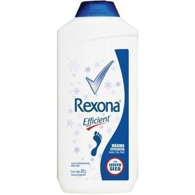 Talco Rexona efficient 200 grs